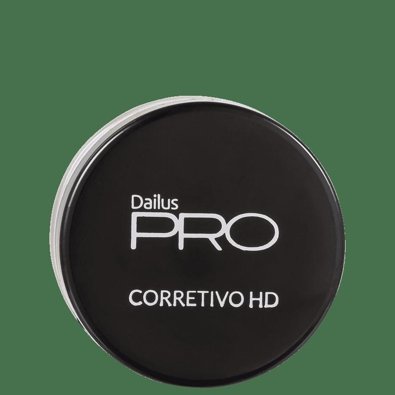Dailus PRO HD Colorido 06 Lilás - Corretivo Compacto 4g