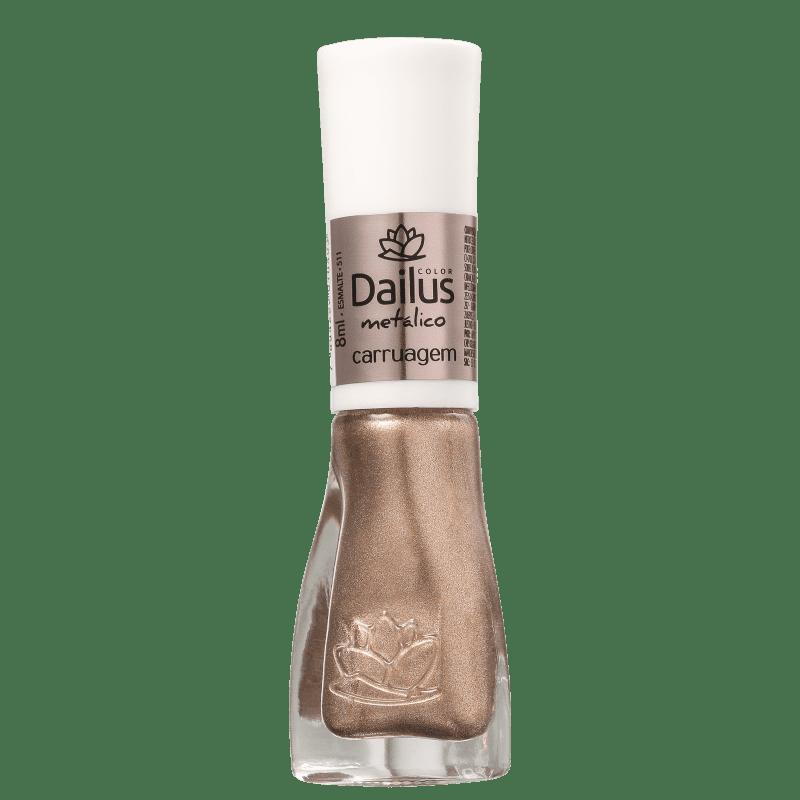 Dailus 511 Carruagem - Esmalte Metálico 8ml