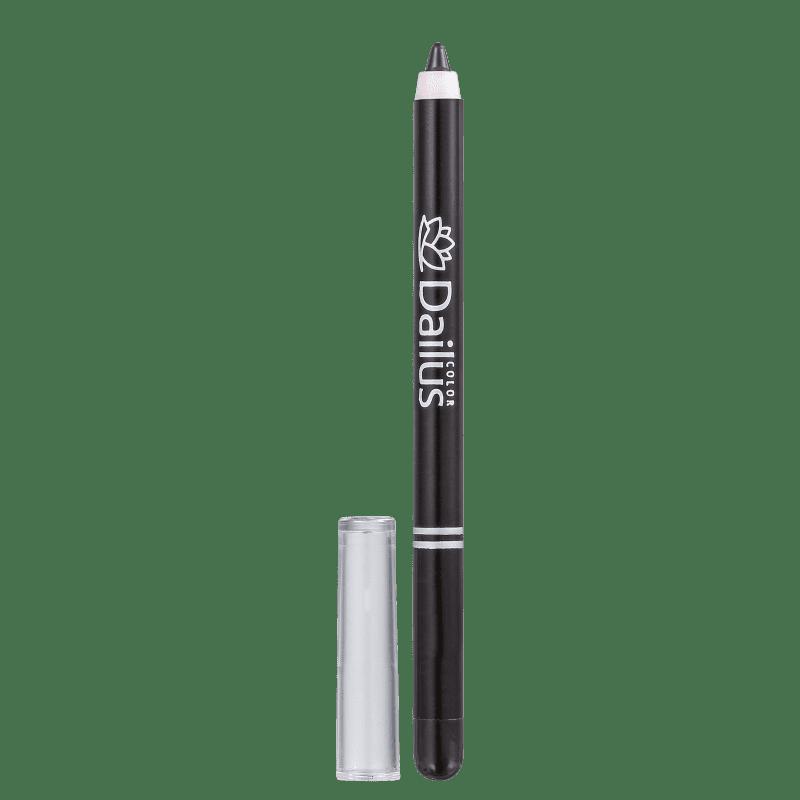 Dailus 02 Preto Apontável - Lápis de Olho 1,8g
