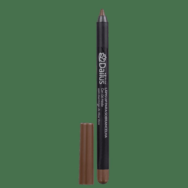 Dailus 06 Médio - Lápis para Sobrancelha 1,8g