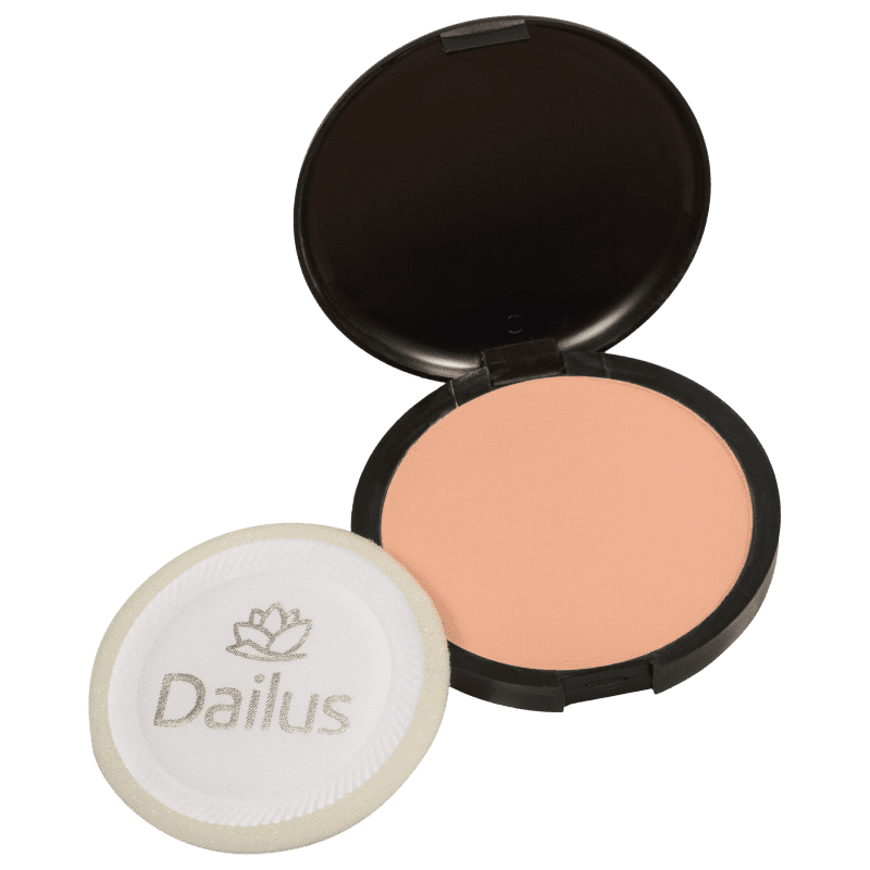 Dailus 16 Capuccino - Pó Compacto Natural 10g