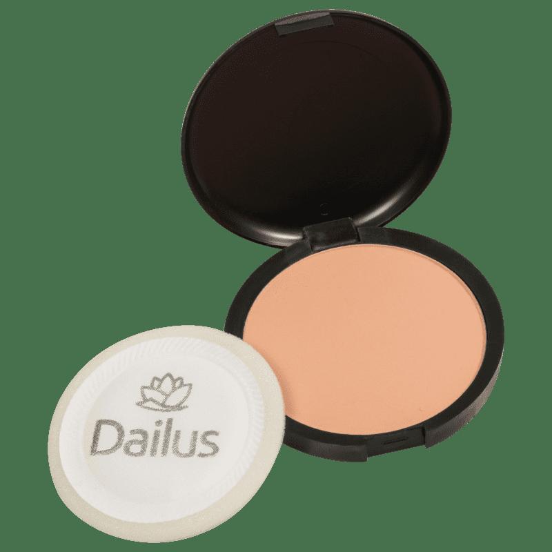 Dailus 18 Creme - Pó Compacto Natural 10g