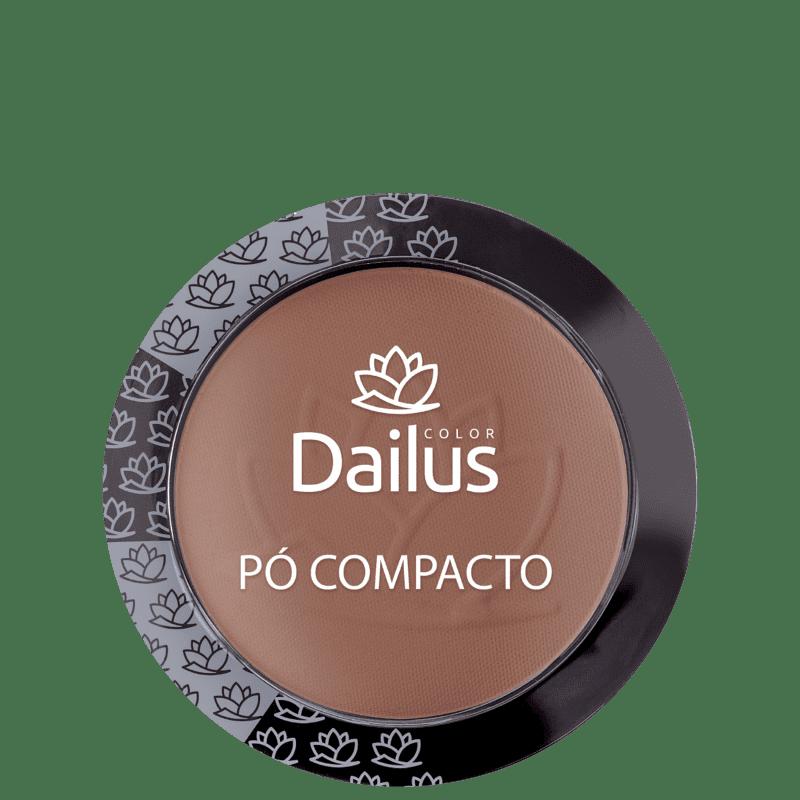 Dailus 12 Marrom Médio Pó Compacto 7g