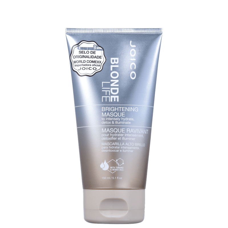 Joico Blonde Life Brightening - Máscara Capilar 135ml