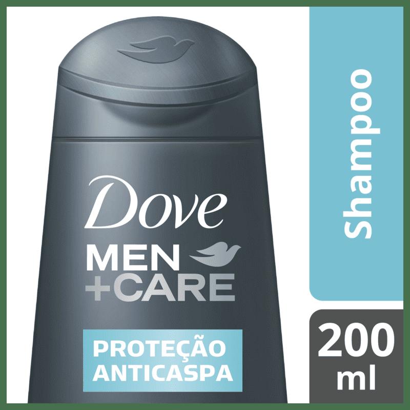 Shampoo Dove Men+Care Proteção Anticaspa 200ml