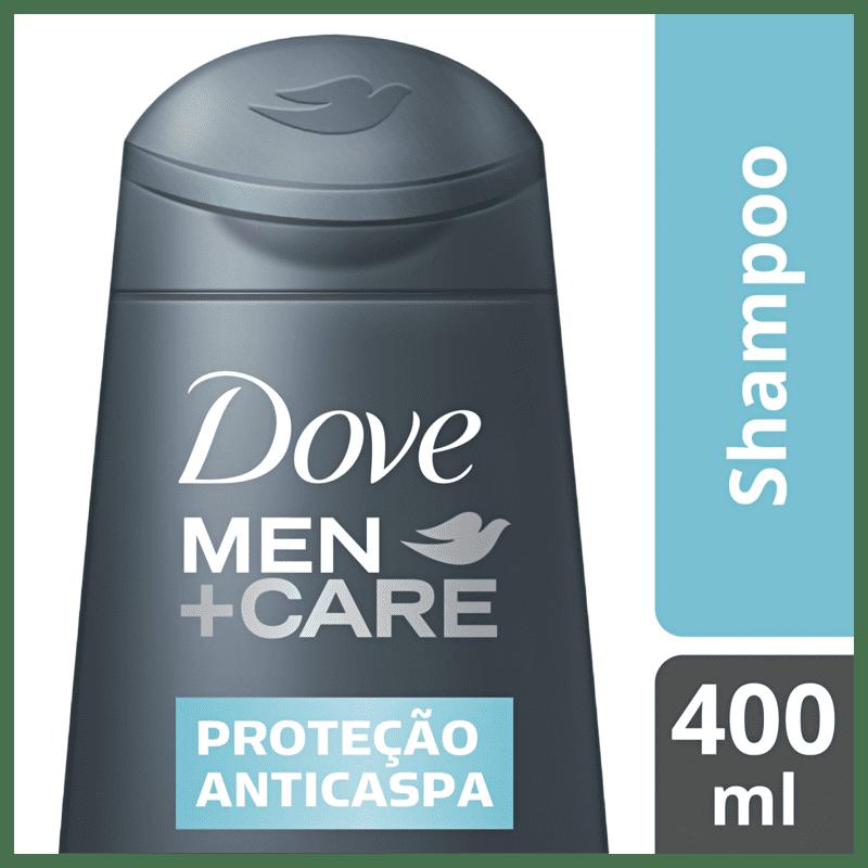 Shampoo Dove Men+Care Proteção Anticaspa 400ml