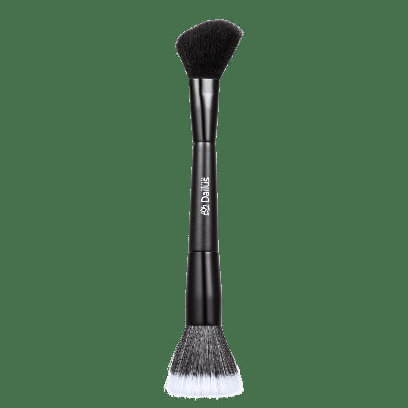 Dailus Double 02 - Pincel para Maquiagem