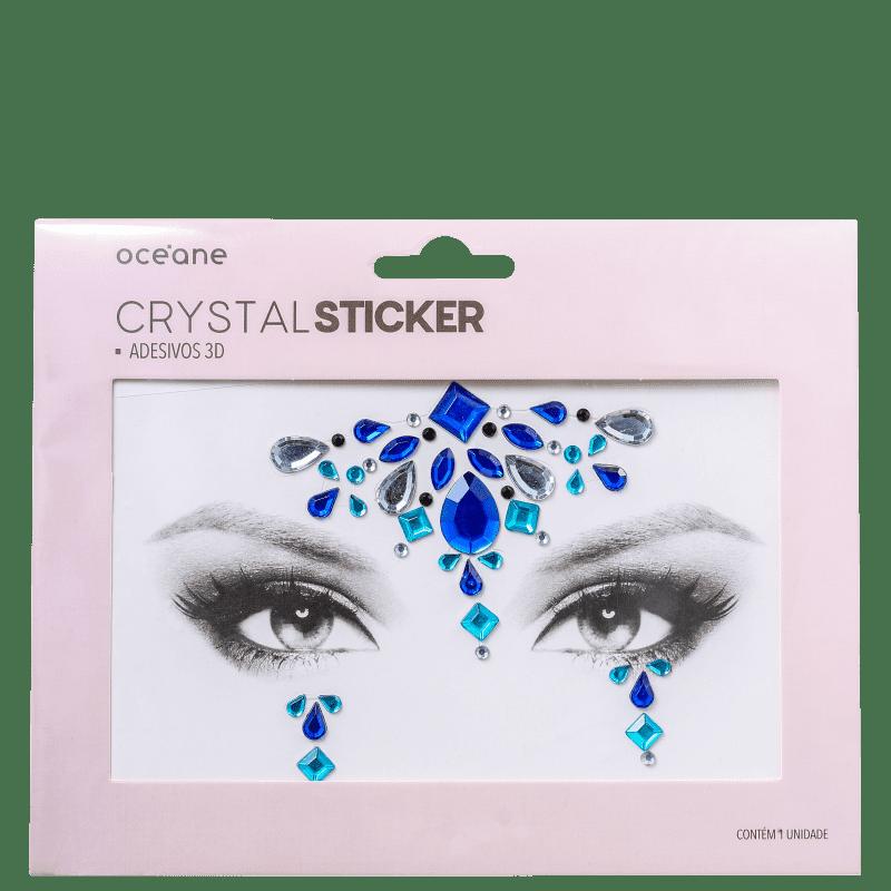 Océane Crystal Sticker CS2 - Adesivo 3D