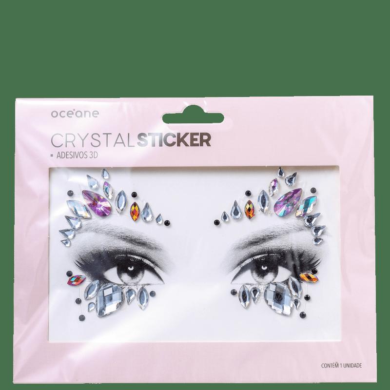 Océane Crystal Sticker CS3 - Adesivo 3D