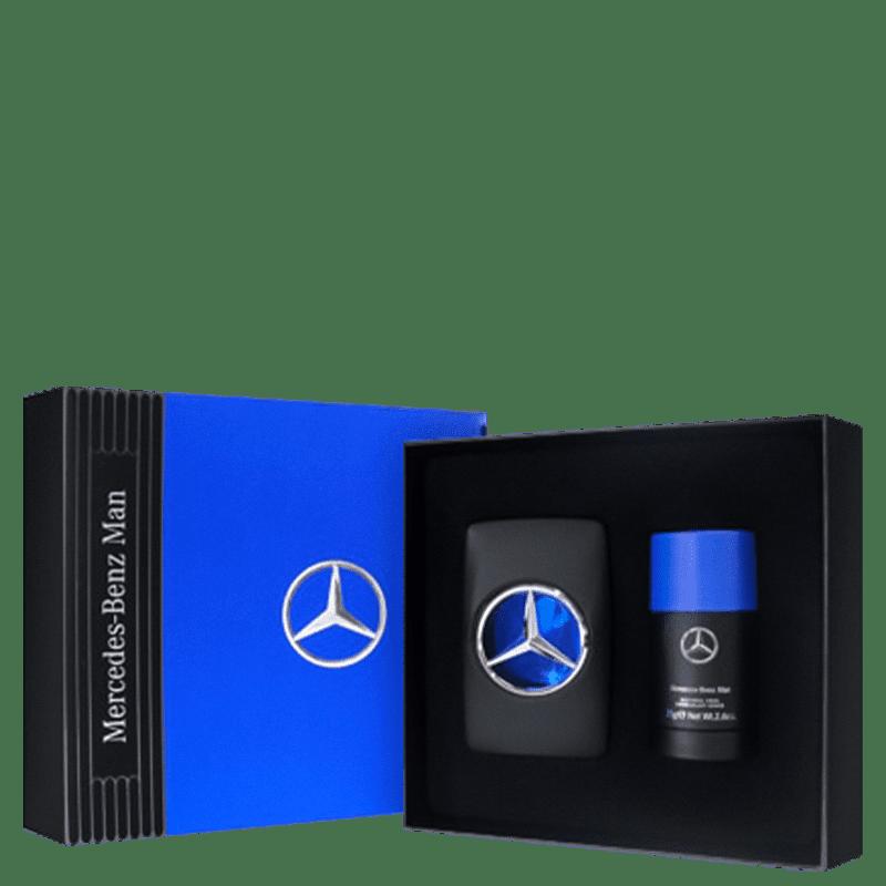 Kit Perfume Mercedes Benz Man Eau de Toilette 100ml + Desodorante 75g