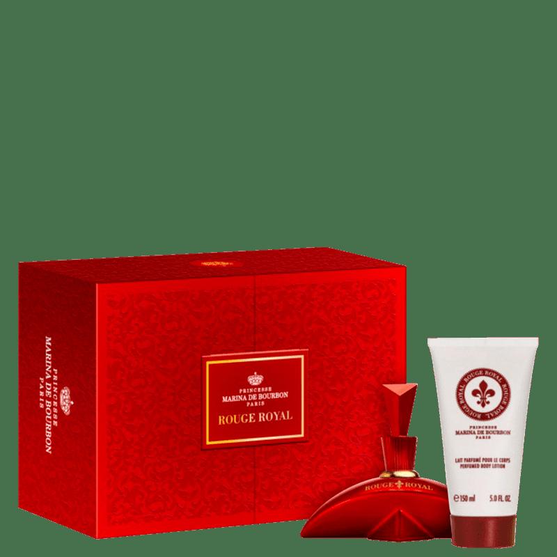 Kit Rouge Royal Marina de Bourbon