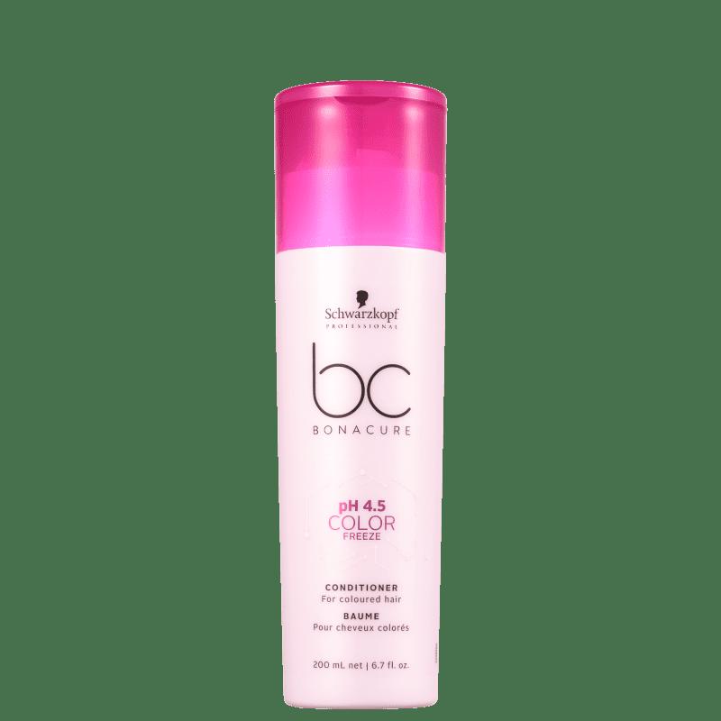 Schwarzkopf Professional BC Bonacure pH 4.5 Color Freeze - Condicionador 200ml