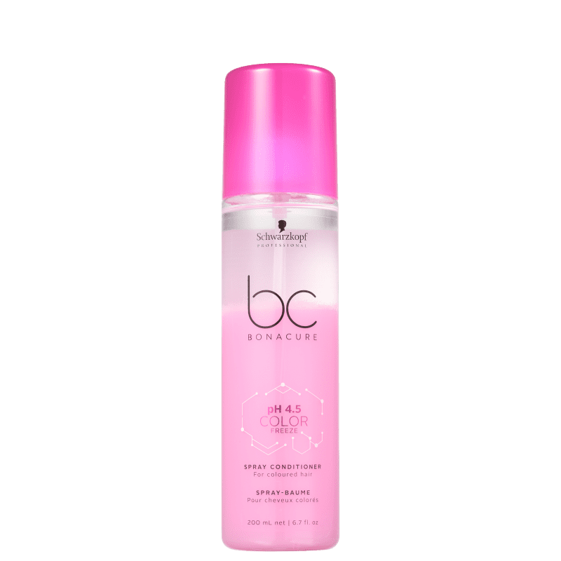 Schwarzkopf Professional BC Bonacure pH 4.5 Color Freeze - Spray Leave-in 200ml