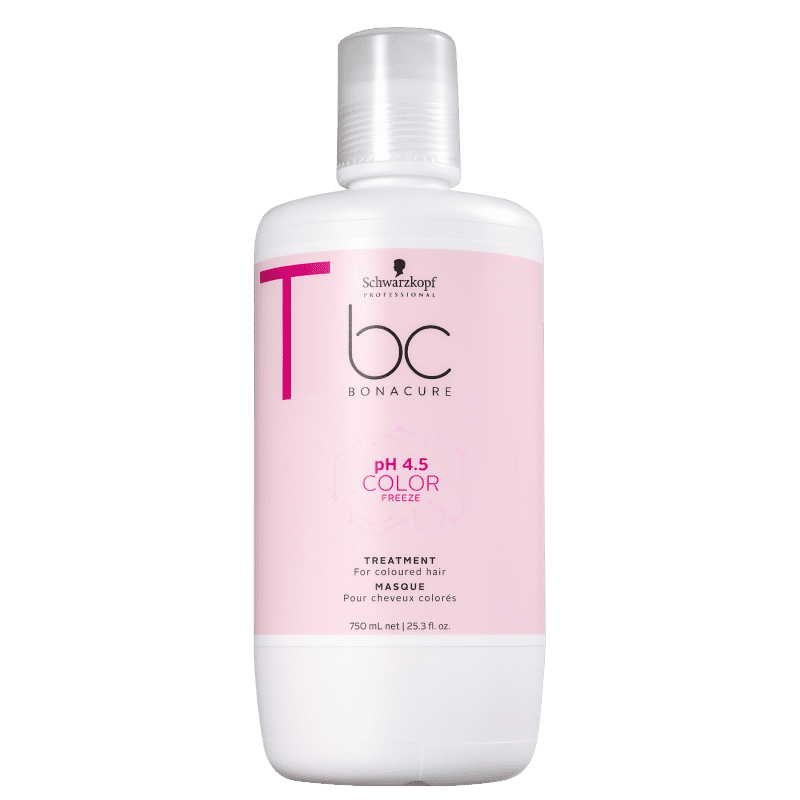 Schwarzkopf Professional BC Bonacure pH 4.5 Color Freeze Treatment - Máscara Capilar 750ml