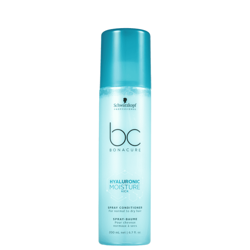 Schwarzkopf Professional BC Bonacure Hyaluronic Moisture Kick - Spray Leave-in 200ml