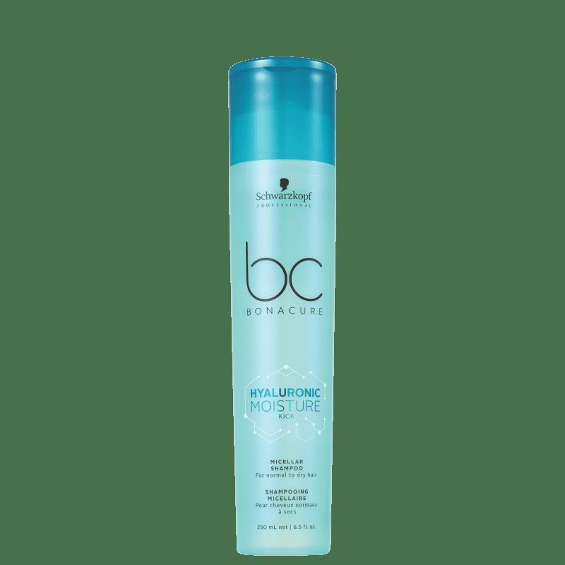 Schwarzkopf Professional BC Bonacure Hyaluronic Moisture Kick Micellar - Shampoo 250ml