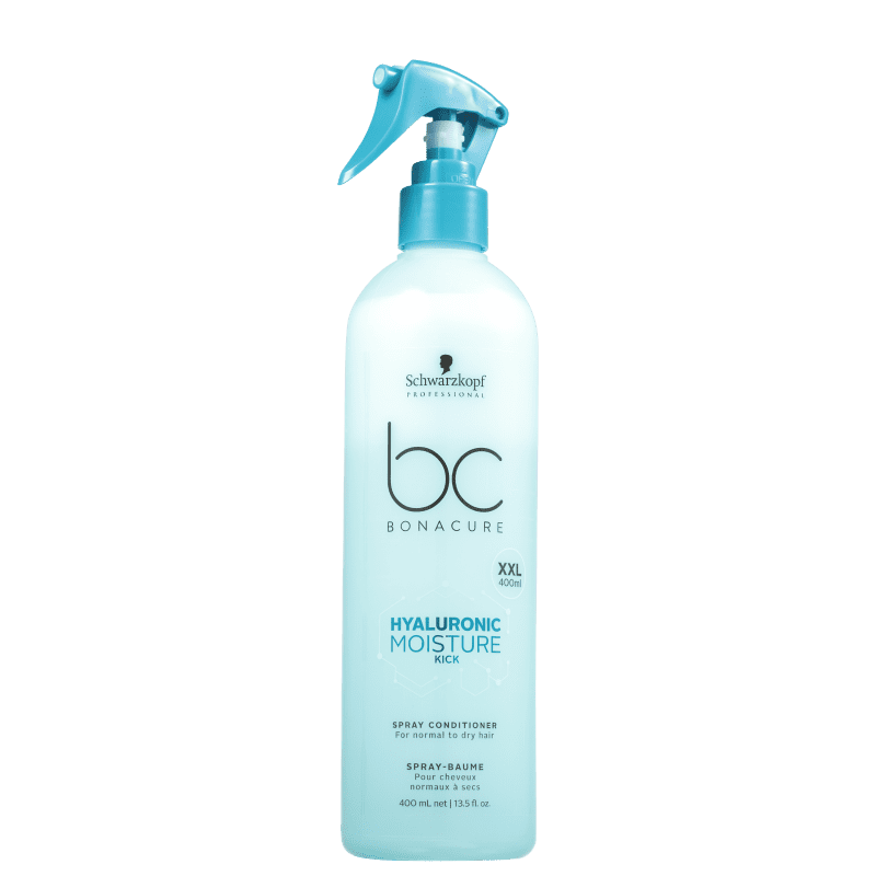 Schwarzkopf Professional BC Bonacure Hyaluronic Moisture Kick - Spray Leave-in 400ml