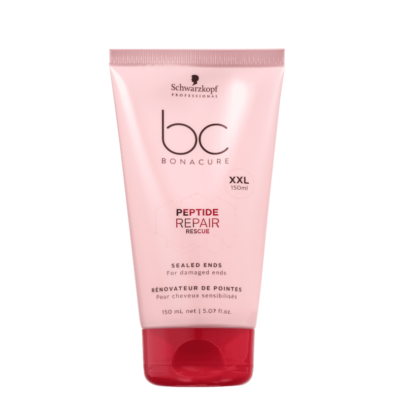 Schwarzkopf Professional BC Bonacure Peptide Repair Rescue Sealed Ends - Reparador de Pontas 150ml