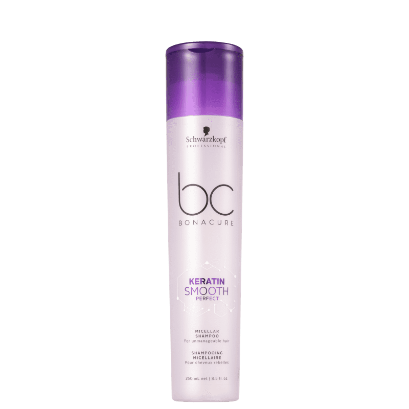 Schwarzkopf Professional BC Bonacure Keratin Smooth Perfect - Shampoo 250ml