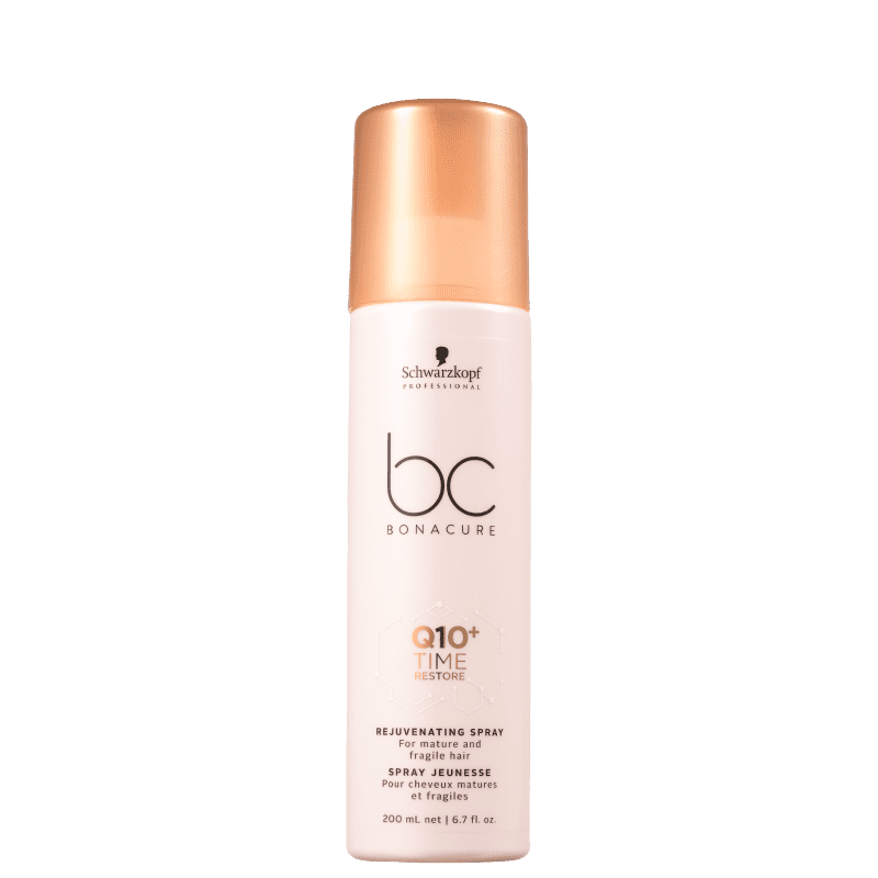 Schwarzkopf BC Bonacure Q10+ Time Restore Spray - Spray Leave-in 200ml