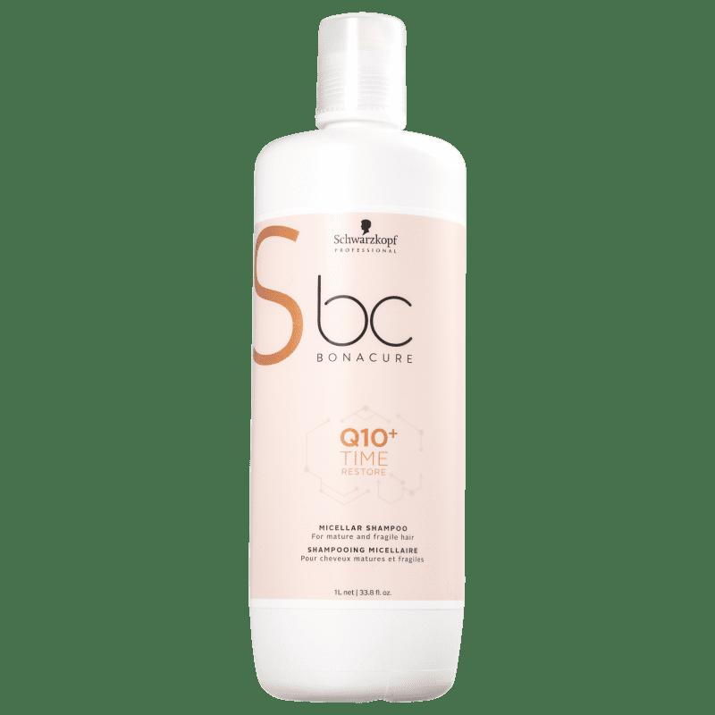 Schwarzkopf Professional BC Bonacure Q10+ Time Restore - Shampoo 1000ml