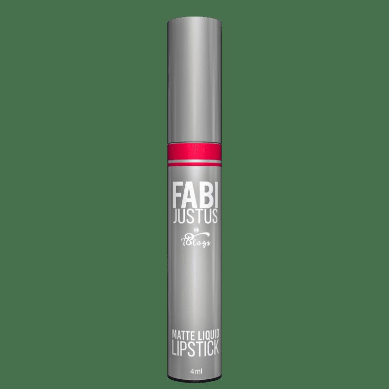 TBlogs Fabi Justus Pop - Batom Líquido Matte 4ml