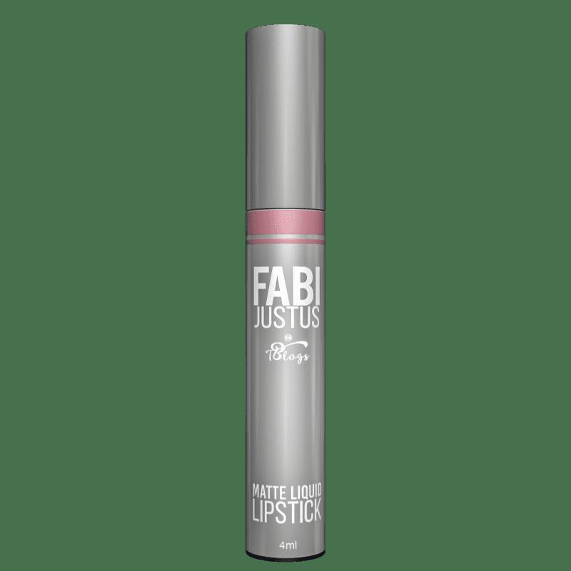 TBlogs Fabi Justus Vintage - Batom Líquido Matte 4ml