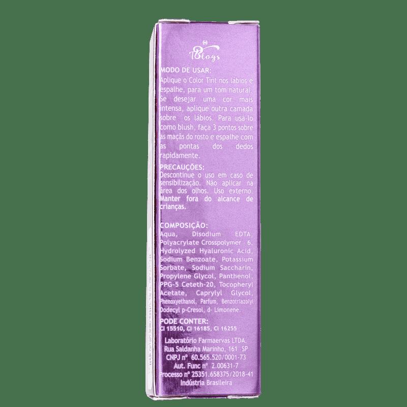 ccbc375521a TBlogs Larissa Manoela Paixão Color Tint - Batom Multifuncional 7ml. ‹ ›