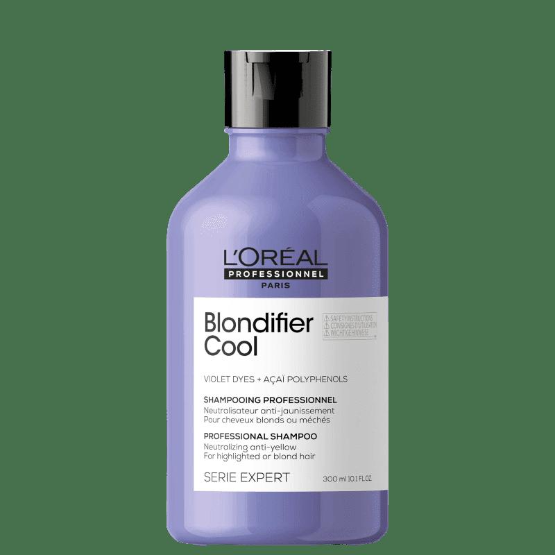 L'Oréal Professionnel Serie Expert Blondifier Cool - Shampoo Matizador 300ml