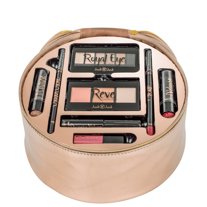 Joli Joli Royal Vanity Modern Romantic - Conjunto de Maquiagem