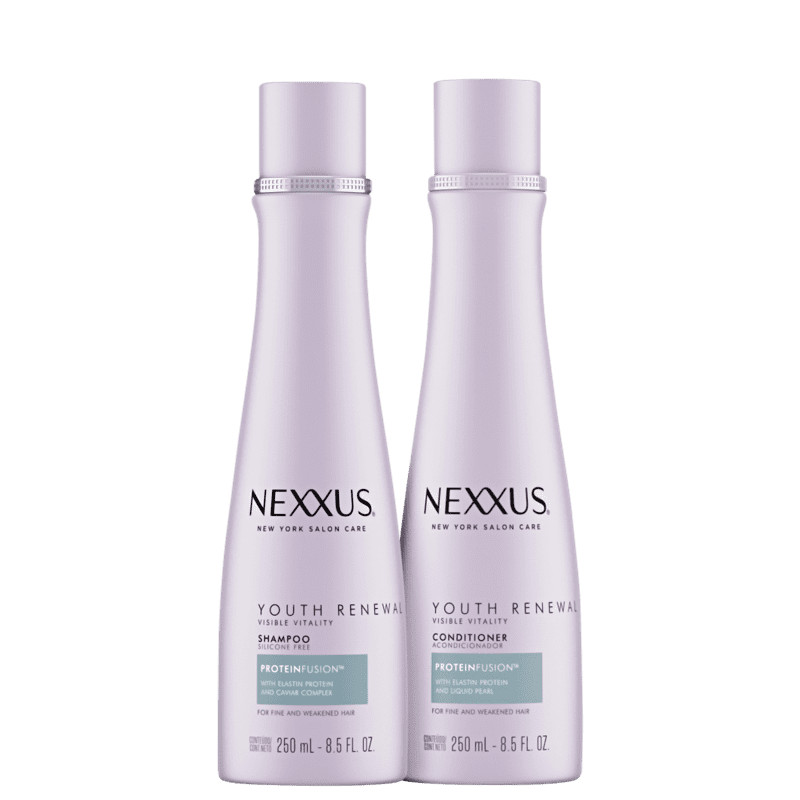Kit Nexxus Youth Renewal Duo (2 Produtos)