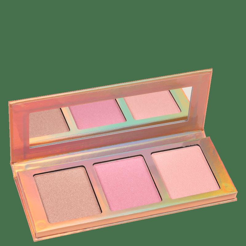 Essence Go For The Glow 02 - Paleta de Iluminador 12g