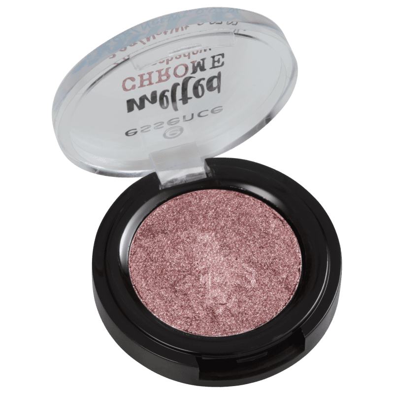 Essence Melted Chrome 01 Zinc About You - Sombra Metálica 2g