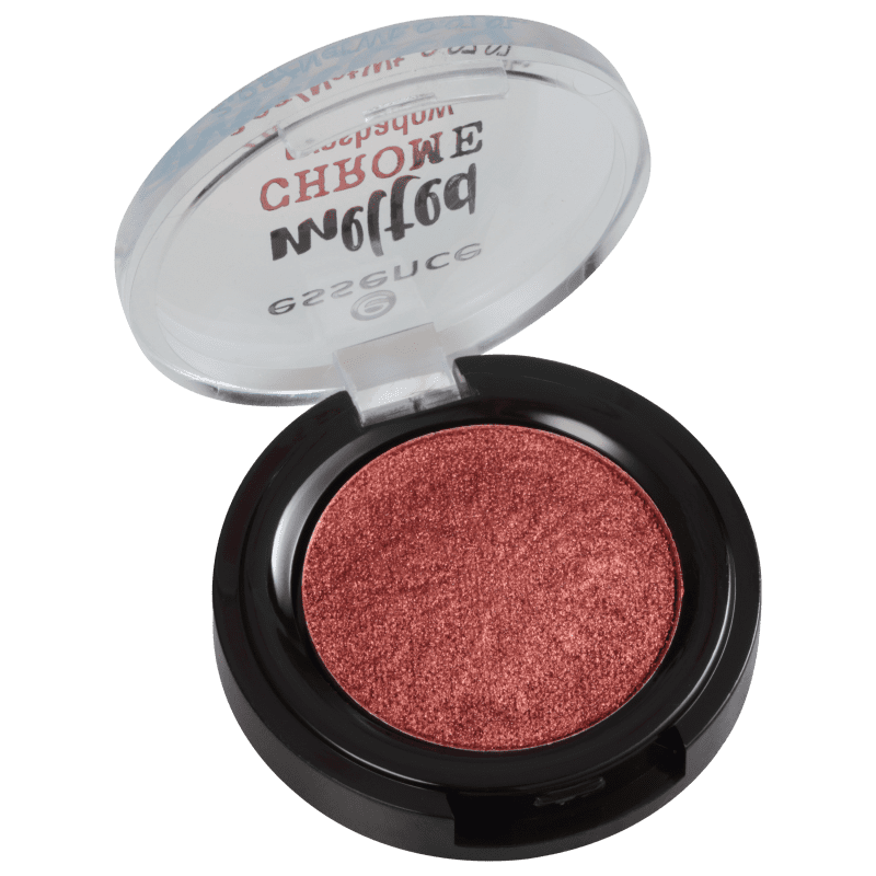 Essence Melted Chrome 06 Copper Me - Sombra Metálica 2g