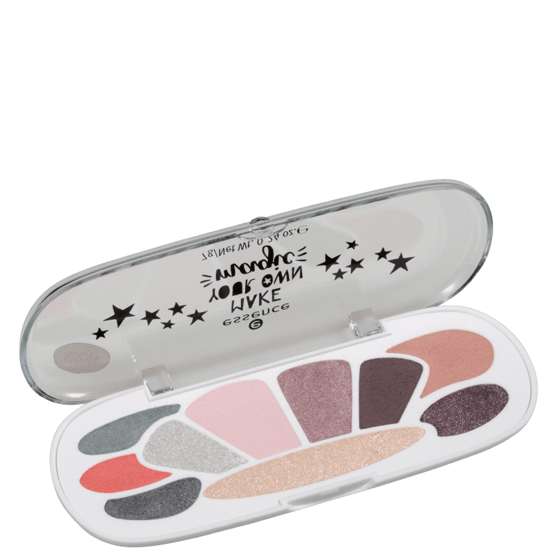 Essence Make Your Own Magic - Paleta de Sombras 7g