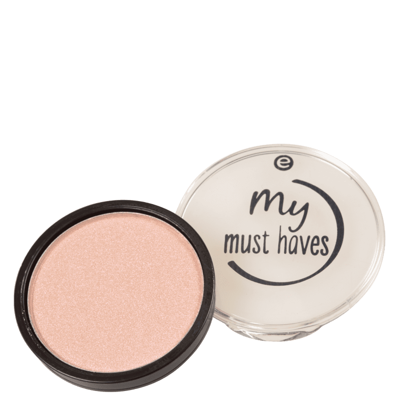 Essence My Must Haves Holo Powder 02 Cotton Candy - Sombra 2g
