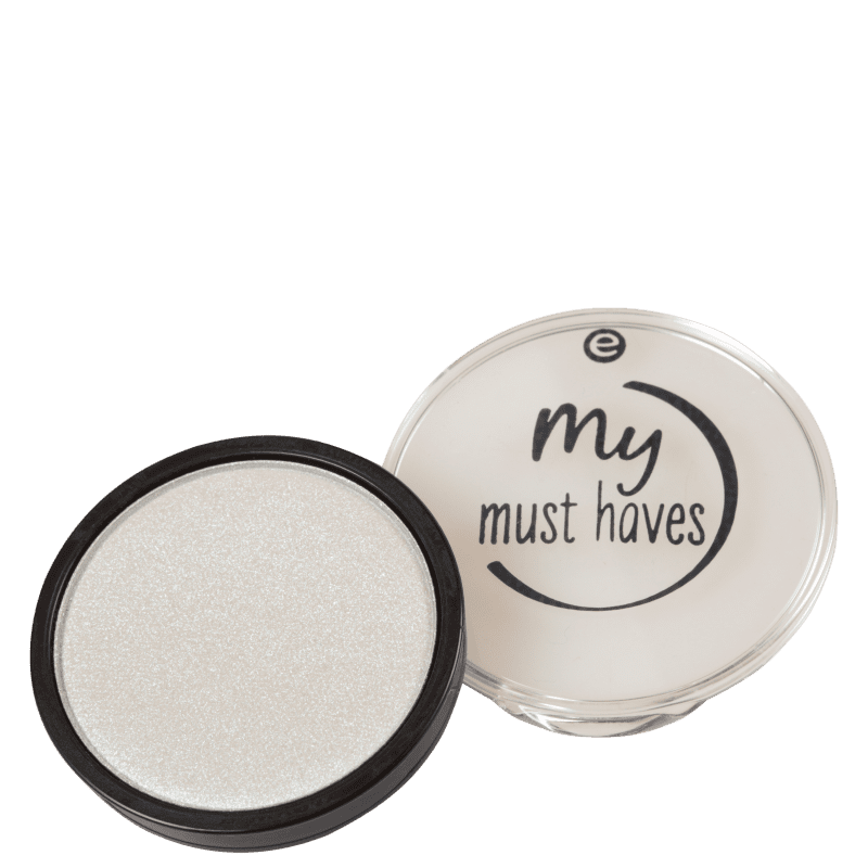 Essence My Must Haves Holo Powder 04 Mint Muse - Sombra 2g
