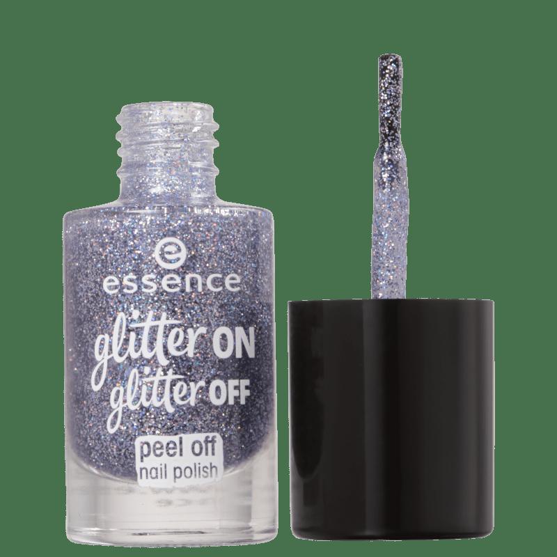 Essence Glitter On Glitter Off Peel Off 05 Starlight Express - Esmalte 8ml