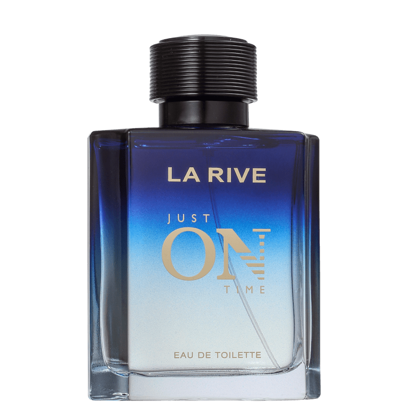Just On Time La Rive Eau de Toilette - Perfume Masculino 100ml