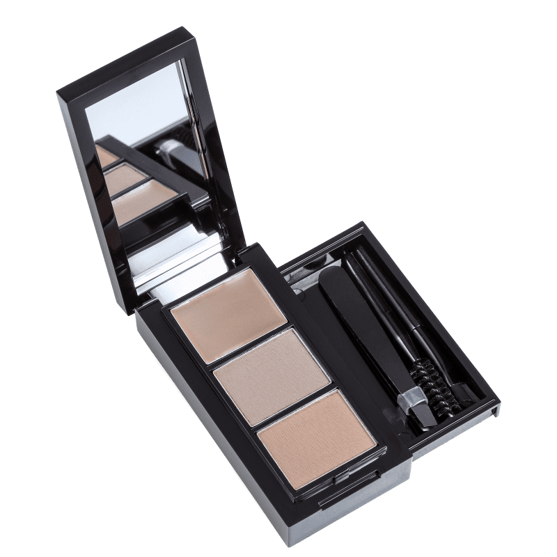 Hot MakeUp Complete Me EK03 - Paleta para Sobrancelha