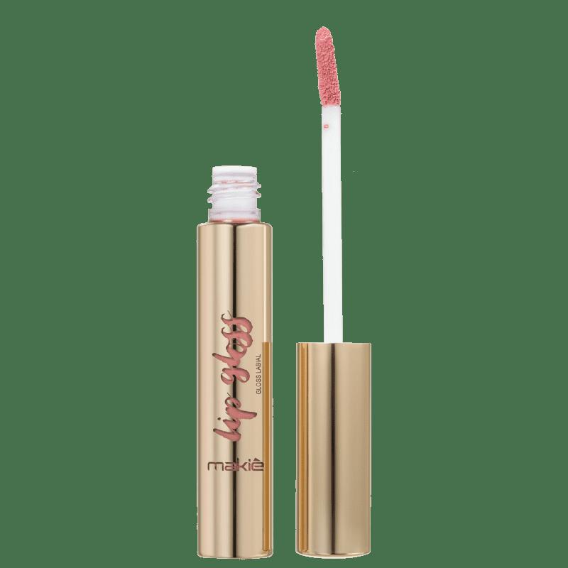 Makiê Nude Glossy - Gloss Labial 8ml