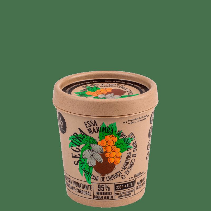 Lola Cosmetics Segura Essa Marimba Manteiga de Cupuaçu - Hidratante Corporal 230g