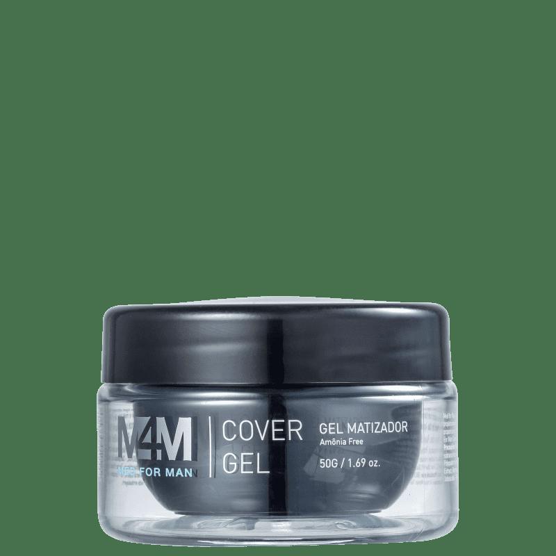 Mediterrani Med For Man Cover - Gel Matizador 50g