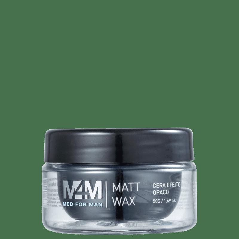 Mediterrani Med For Man Matt - Cera Modeladora 50g