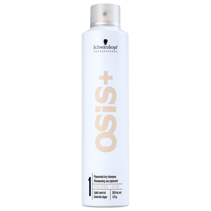 OSIS+ Boho Rebel Louro - Shampoo a Seco 300ml