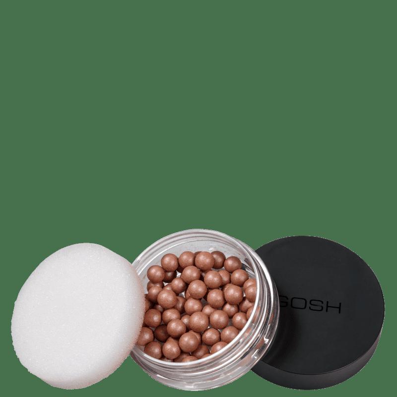 GOSH Precious Powder Pearls Glow - Bronzer 25g