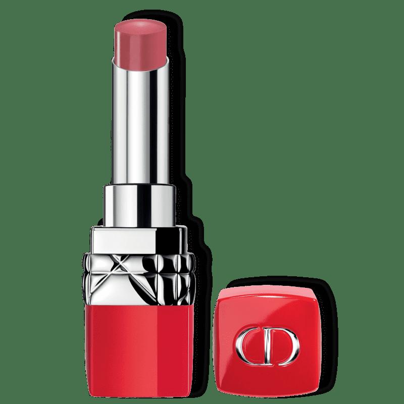 Dior Ultra Rouge 485 Ultra Lust - Batom Semi-Matte 3,2g