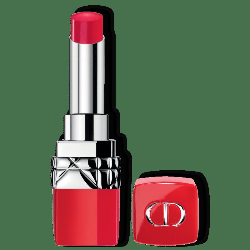 Dior Ultra Rouge 770 Ultra Love - Batom Semi-Matte 3,2g