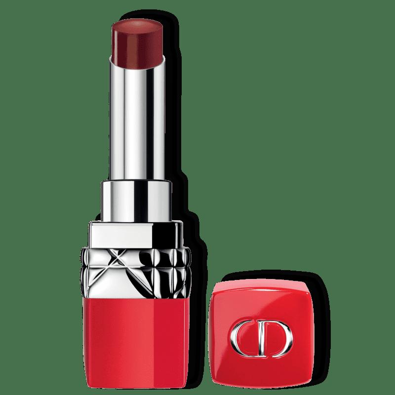 Dior Ultra Rouge 843 Ultra Crave - Batom Semi-Matte 3,2g