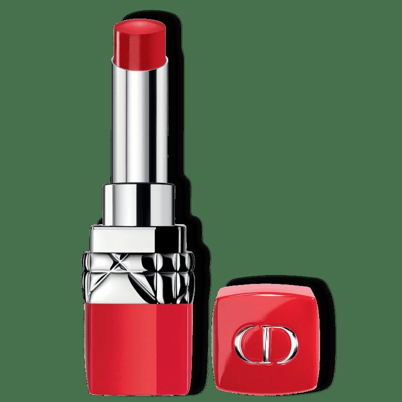 Dior Ultra Rouge 999 Ultra Dior - Batom Semi-Matte 3,2g